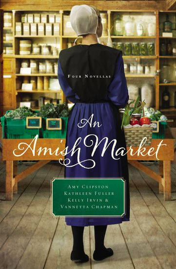 An Amish Market - Four Novellas - cover