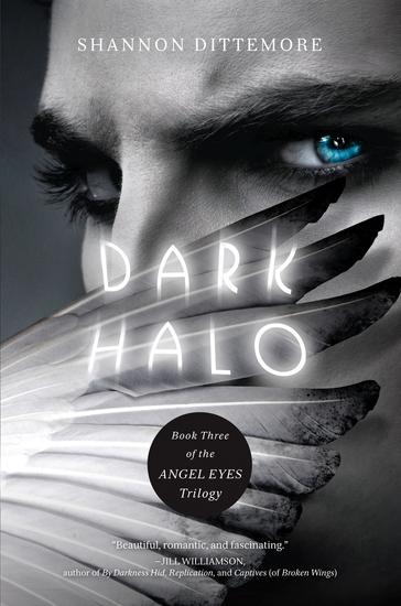 Dark Halo - cover