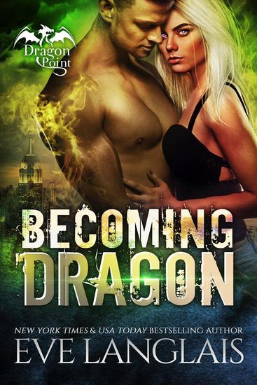 Becoming Dragon - Dragon Point #1 - cover