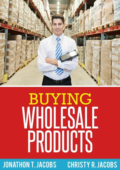 Buying Wholesale Products - cover