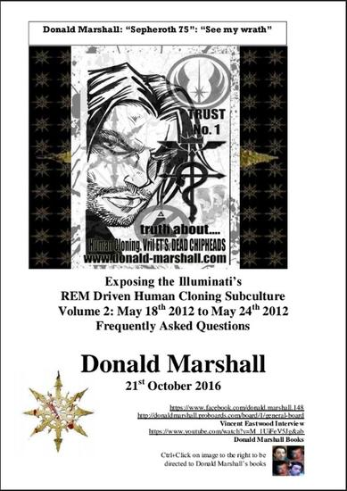 Exposing the Illuminati's REM Driven Human Cloning Subculture May 18th 2012 to May 24th 2012 - 1 #2 - cover