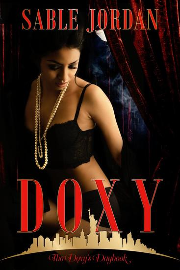 DOXY: The Doxy's Daybook - cover