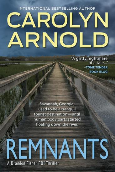 Remnants - Brandon Fisher FBI Series #6 - cover