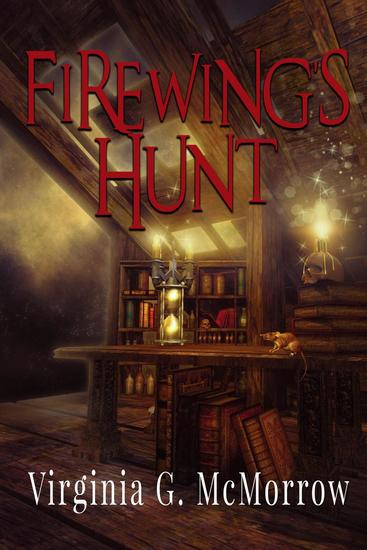 Firewing's Hunt - The Firewing Trilogy #3 - cover