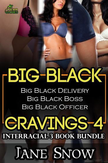 Big Black Cravings 4 - Big Black Cravings #4 - cover