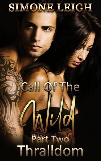 Thralldom - Call of the Wild #2 - cover
