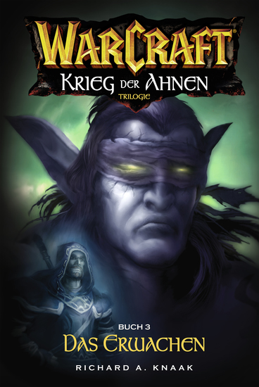 World of Warcraft: Krieg der Ahnen III - Roman zum Game - cover