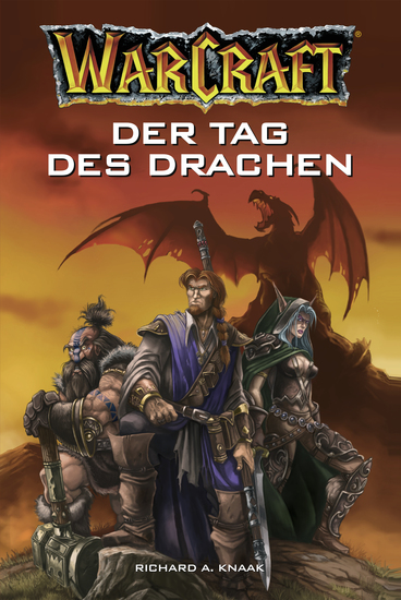 World of Warcraft: Der Tag des Drachen - Roman zum Game - cover