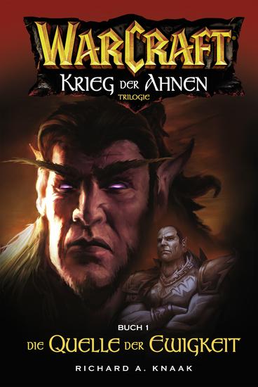 World of Warcraft: Krieg der Ahnen I - Roman zum Game - cover