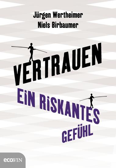 Vertrauen - Ein riskantes Gefühl - cover