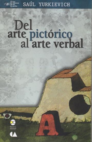 Del arte pictórico al arte verbal - cover
