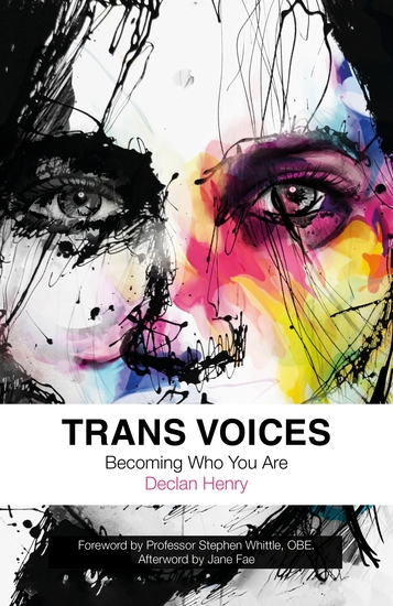 Trans Voices - Becoming Who You Are - cover