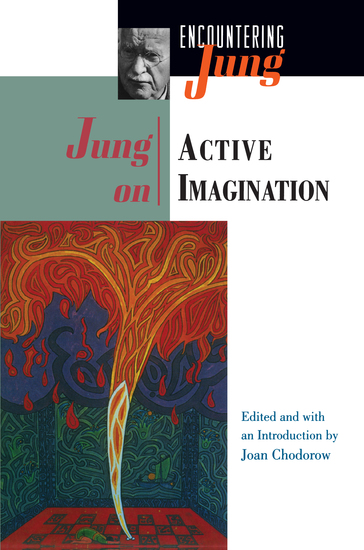 Jung on Active Imagination - cover