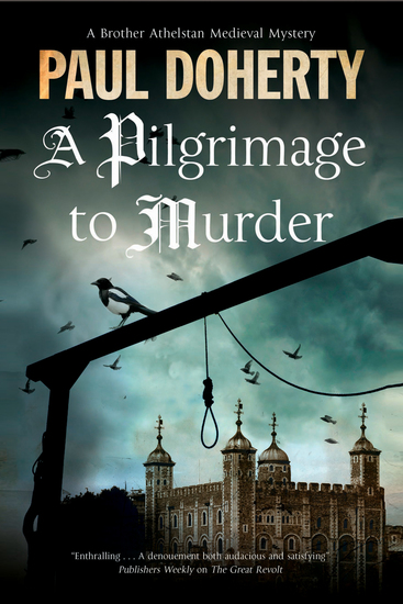 Pilgrimage of Murder A - cover