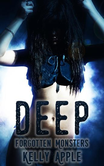 Deep - Forgotten Monsters #2 - cover