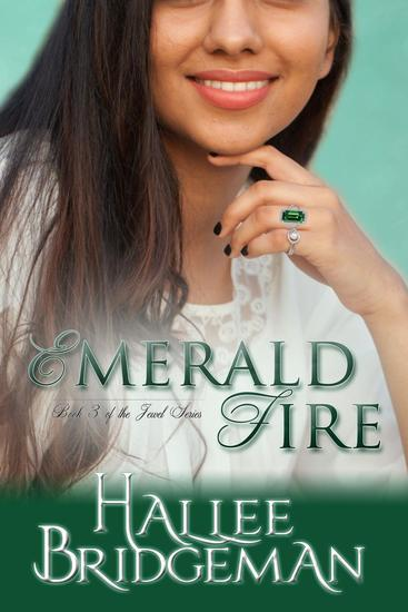Emerald Fire (Inspirational Romance) - The Jewel Series #3 - cover