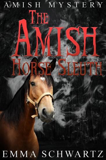 The Amish Horse Sleuth - cover