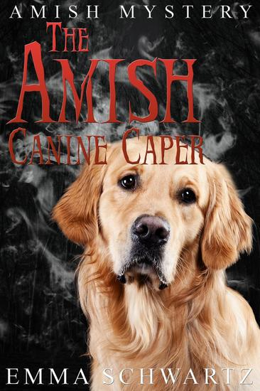 The Amish Canine Caper - cover