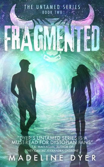 Fragmented - Untamed Series #2 - cover