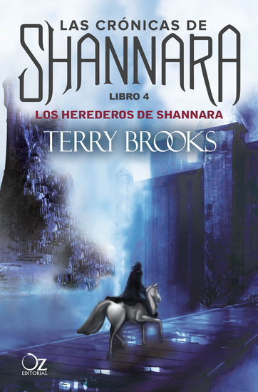 Los herederos de Shannara - Las crónicas de Shannara - Libro 4 - cover