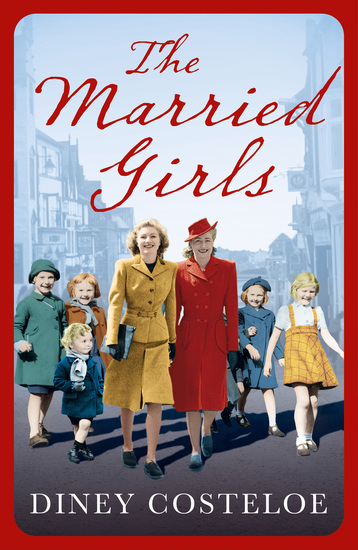 The Married Girls - cover