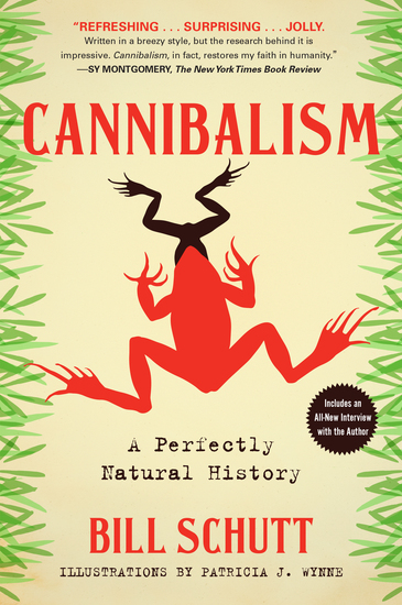 Cannibalism - A Perfectly Natural History - cover