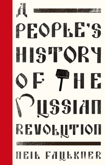 A People's History of the Russian Revolution - cover