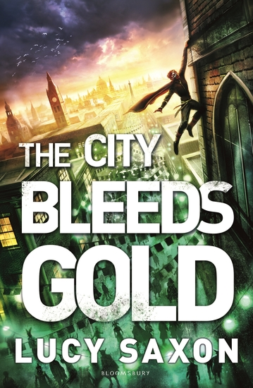 The City Bleeds Gold - cover