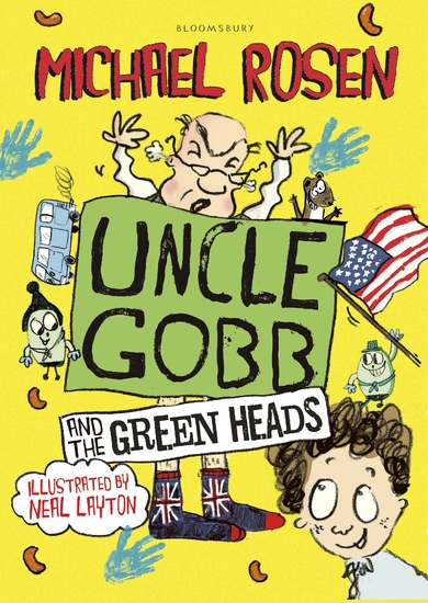 Uncle Gobb And The Green Heads - cover