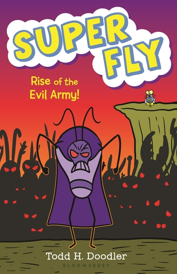 Super Fly 4: Rise of the Evil Army! - cover