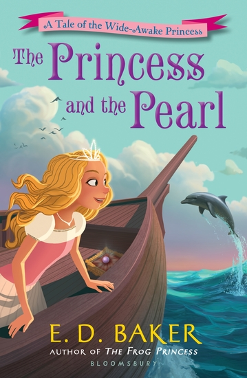 The Princess and the Pearl - cover