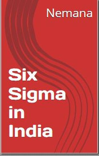 Six Sigma In India - cover
