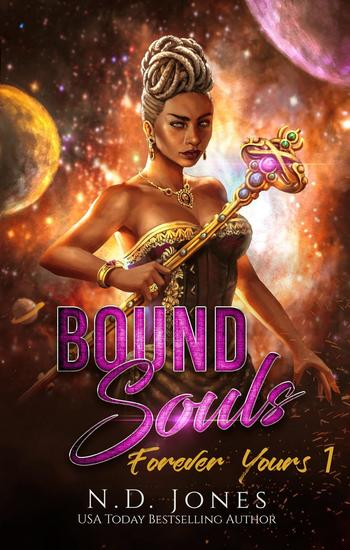 Bound Souls - Forever Yours #1 - cover