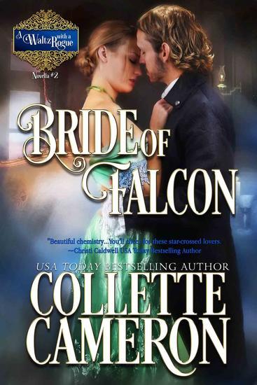 Bride of Falcon - A Waltz with a Rogue Novella #2 - cover