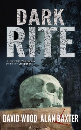 Dark Rite - cover