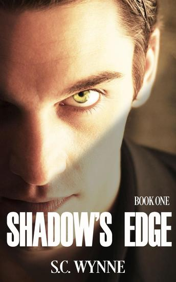 Shadow's Edge - Psychic Mysteries Series #1 - cover