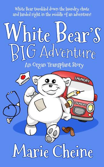 White Bear's Big Adventure - cover