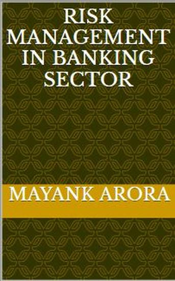 Risk Management In Banking Sector - cover