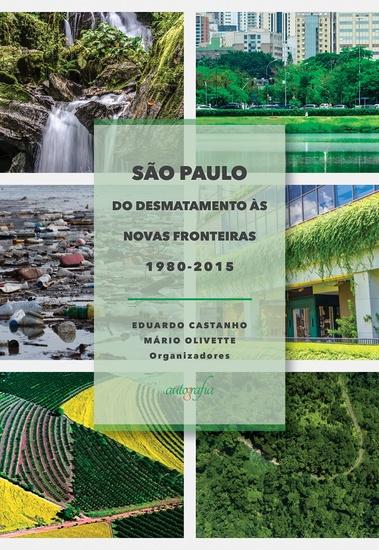 São Paulo: do desmatamento às novas fronteiras 1980-2015 - cover