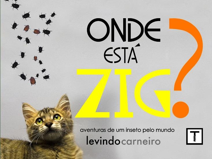 Onde está ZIG? - cover