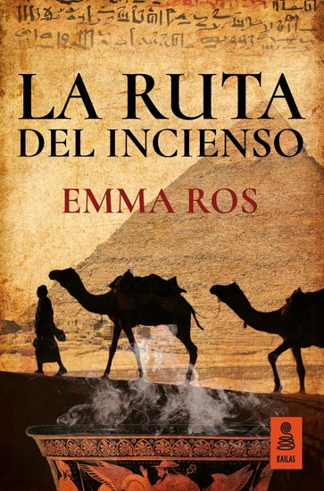 La ruta del incienso - cover