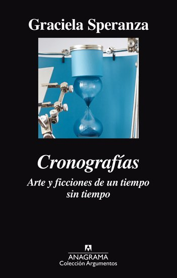 Cronografías Arte y ficciones de un tiempo sin tiempo - cover