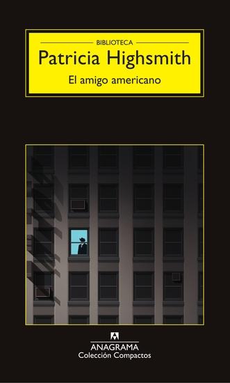 El amigo americano - cover