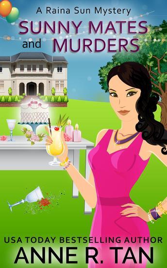 Sunny Mates and Murders - A Raina Sun Mystery #5 - cover