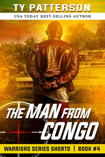 The Man From Congo - Warriors Series Shorts #4 - cover