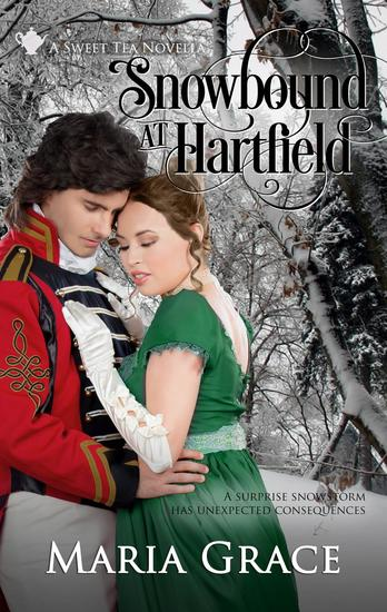 Snowbound at Hartfield - cover