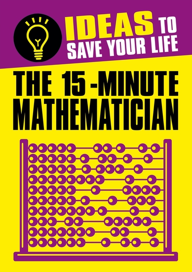 The 15-Minute Mathematician - cover