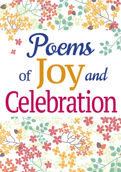 Poems of Joy and Celebration - cover