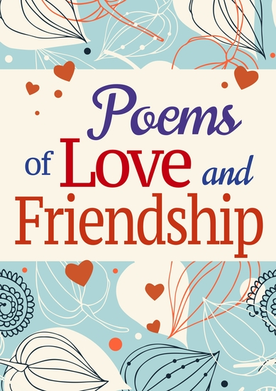 Poems of Love and Friendship - cover