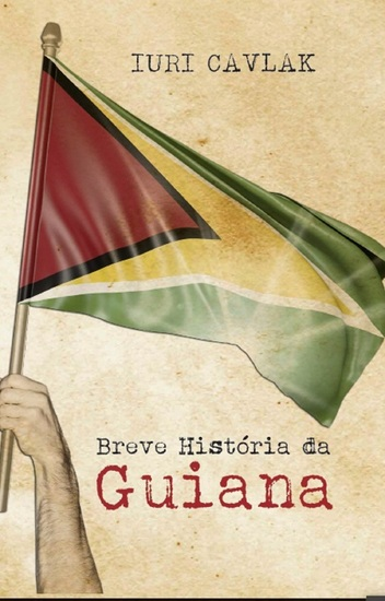 História Social da Guiana - cover